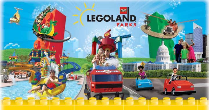 Carte Legoland Allemagne.Legoland Le Parc D Attraction Lego
