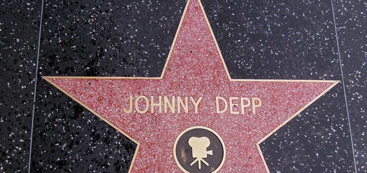 Walk of Fame à Hollywood